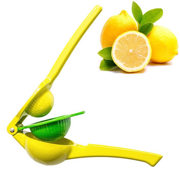 Lemon Lime Orange Manual Squeezer /Citrus Press