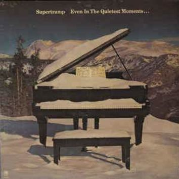 Even In The Quietest Moments... - Supertramp, LP (Pre-Owned)