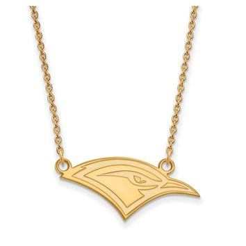 NCAA 14k Yellow Gold U of Tennessee at Chattanooga Sm Pendant Necklace