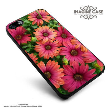 Daisies flower case cover for iphone, ipod, ipad and galaxy series