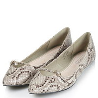 SPRINGS Slip-On Pointed Flats