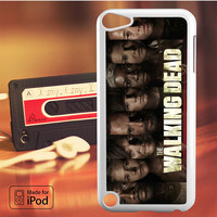 The Walking Dead Character iPod Touch 4 5 6 Case