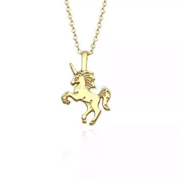 Unicorn Necklace