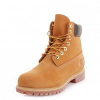 Timberland Icon 6 Inch Ankle Boots - Wheat