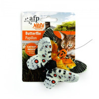 All For Paws Cat Toy Natural Instincts Butterflies 2 Pack