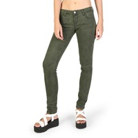 Guess Green Pocket Jeans