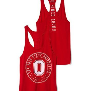 The Ohio State University Racerback Tank - PINK - Victoria's Secret