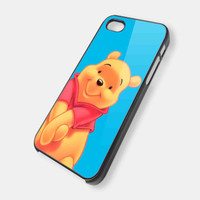 WINNIE THE POOH CUTE iPhone Case Galaxy Case iPad Case HTC Case