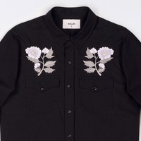 Black Rose Shirt