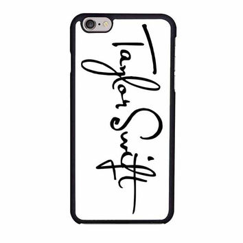 taylor swift font iphone 6 6s 4 4s 5 5s 5c cases