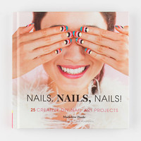 Nails, Nails, Nails! Book Multi One Size For Women 27420695701