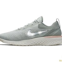 Nike Odyssey React  + Crystals - Light Silver