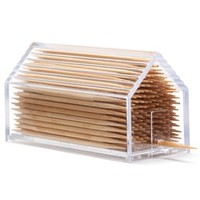 Kitchen accessories for original chic dining table. Monkey Business®-Toothpick Chalet