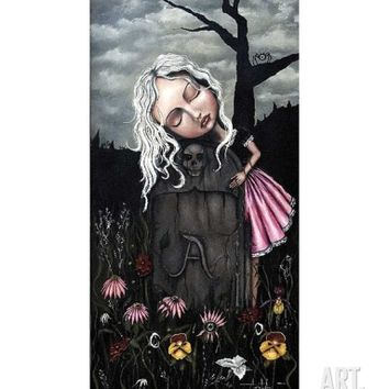 Remembrance Art Print by Angelina Wrona at Art.com