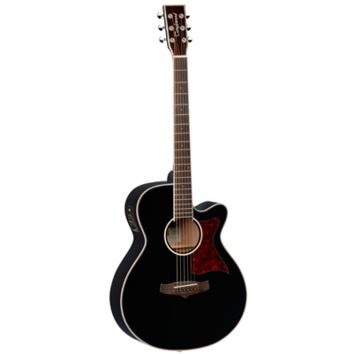 Tanglewood Winterleaf TW4SFCEBK Acoustic-Electric Guitar