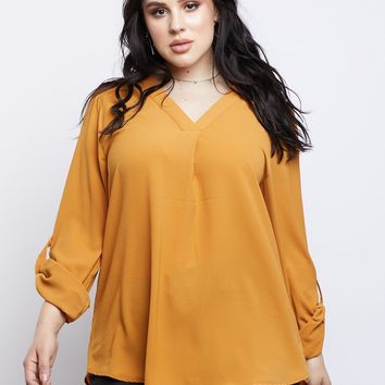 6ab8720f203 Best Mustard Blouse Products on Wanelo