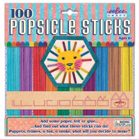 eeBoo Popsicle Sticks