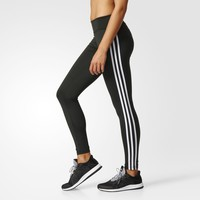 D2M Three Stripes Long Tights