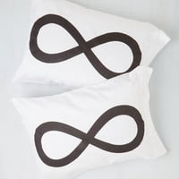 Dorm Decor Repose a Theory Pillowcase Set by ModCloth