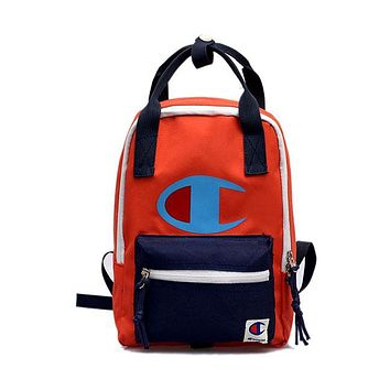 Champion Girls Boys Children Baby Toddler Kids Child  Fashion Leather Shoulder Bag Handbag Backpack