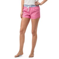 Women's Skipjack Lounge Short in Smoothie Pink by Southern Tide - FINAL SALE
