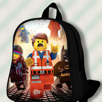 The Lego Movie The drinking game - Custom SchoolBags/Backpack for Kids.