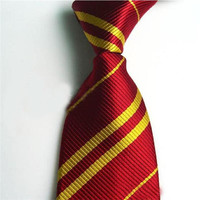 Harry Potter Gryffindor/Slytherin/Ravenclaw/Hufflepuff Tie