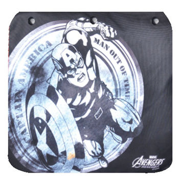 Avengers Captain America Flap for Messenger Bag