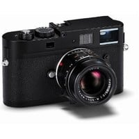 Leica 10760 M Monochrom 18MP Mirrorless Digital Camera with 2.5-Inch TFT LCD- Body Only (Black)