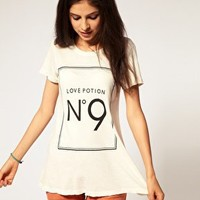 Wild Fox | Wildfox Love Potion No.9 T-Shirt at ASOS