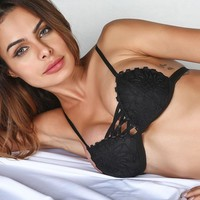 Hot Deal Sexy On Sale Cute Ladies Summer Lace Bra Exotic Lingerie [10727290115]