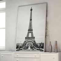 Paris Eiffel Tower A1 (841 x 594 mm - 33.1 x 23.4 in)