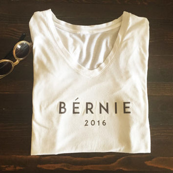 Bernie 2016 Iron On Transfer Shirt Design