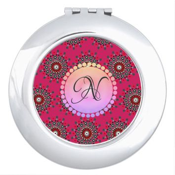 Circles Makeup Mirror