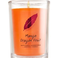 Medium Candle Mango Dragon Fruit