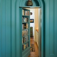 Secret passage! - The Architecture Blog