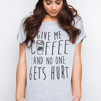 Give Me Coffee Top