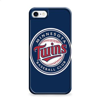 MINNESOTA TWINS BASEBALL LOGO BLUE iPhone 6 | iPhone 6S case