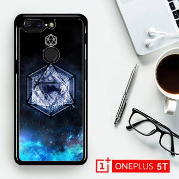 Sacred Geometry Water Symbol L1286  OnePLus 5T / One Plus 5T Case