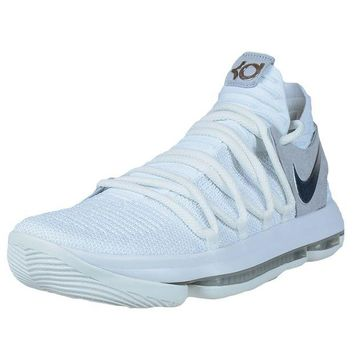DCCKLO8 Nike Zoom Kd10 Mens Basketball Trainers 897815 Sneakers Shoes
