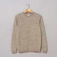A Kind Of Guise Fatih Crew Knit (Fine Grey) | Oi Polloi