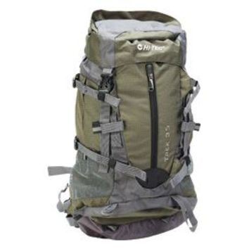 HI-TEC Trek 35L Frame Pack Backpacks & Waist Packs