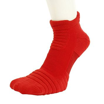 Nike Elite Versatility Low Adult Basketball Athletic Training Socks