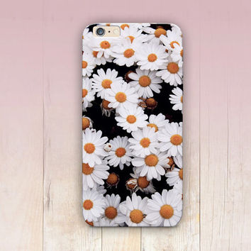 Daisies Phone Case  - iPhone 6 Case - iPhone 5 Case - iPhone 4 Case - Samsung S4 Case - iPhone 5C - Tough Case - Matte Case