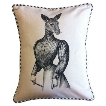 Ms Kanga Pillow