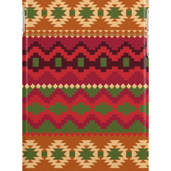 Abstract Girly Aztec Chevron Tribal Pattern by sale
