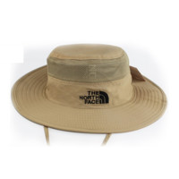 Unisex Khaki Color Outdoor Summer Fishing Hat