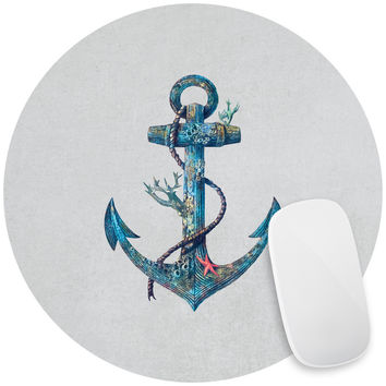 Lost at Sea Mouse Pad Decal