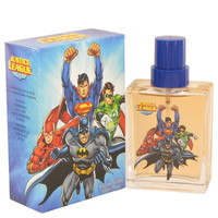 Justice League By Justice League Eau De Toilette Spray 3.4 Oz