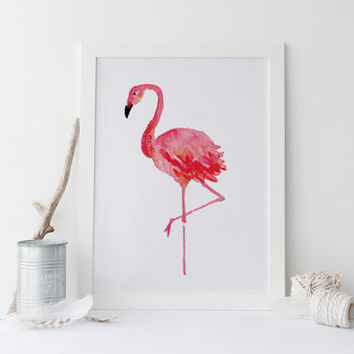 Printable art FLAMINGO print,printable art,typography art,poster print,,digitalprint,digitalart flamingo art flamingo poster digital